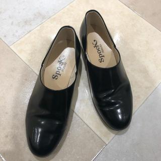 ハルタ(HARUTA)のHARUTA スポックシューズ 23.5cm(ローファー/革靴)