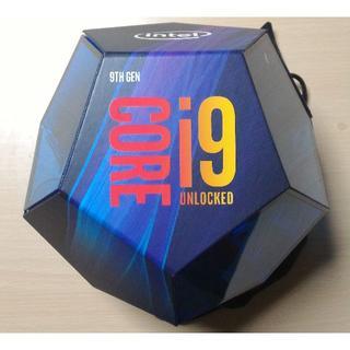 新品 インテル CPU Core i9 9900K 5.0GHz(PCパーツ)