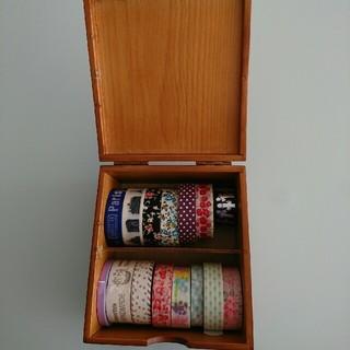 マステ&ケースのセット(テープ/マスキングテープ)