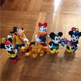 ディズニー(Disney)のディズニー フィギュア6体(フィギュア)