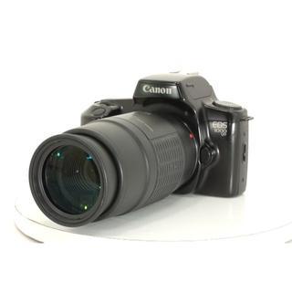 キヤノン(Canon)の即撮影可能 キャノン eos1000 QD EF 100-200 ズームレンズ(フィルムカメラ)