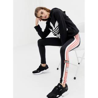 アディダス(adidas)の【 Lサイズ】新品タグ付き アディダス adidas 3ストライプレギンス(レギンス/スパッツ)