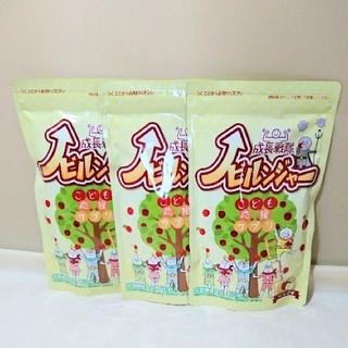 ●ノビルンジャー リンゴ味 60粒×3袋 定価16134円(その他)