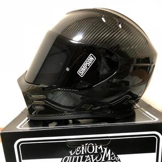 シンプソン(SIMPSON)のシンプソン ヘルメット フルェイス(ヘルメット/シールド)
