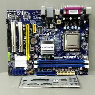 マザーボード FOXCONN G41MXE E3300 LGA775 set(PCパーツ)