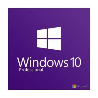 マイクロソフト(Microsoft)のWindows10 Pro プ口ダク卜キー(PCパーツ)