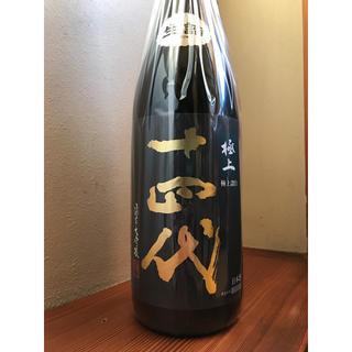 十四代 極上諸白 1.8 純米大吟醸(日本酒)