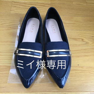 ザラ(ZARA)の靴(ローファー/革靴)