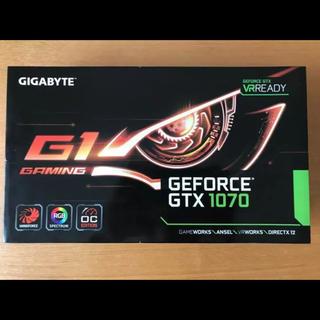 gtx1070 GIGABYTE 8gb(PCパーツ)