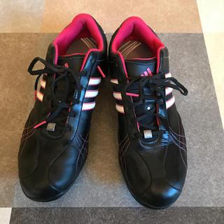 アディダス(adidas)のゴルフシューズ《adidas》(シューズ)