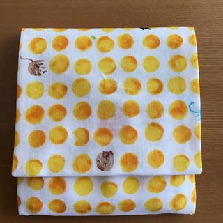 お弁当袋コップ袋マット移動ポケット(ランチボックス巾着)