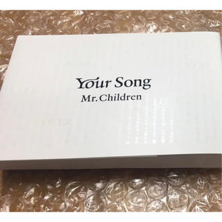 your song  Mr.Children