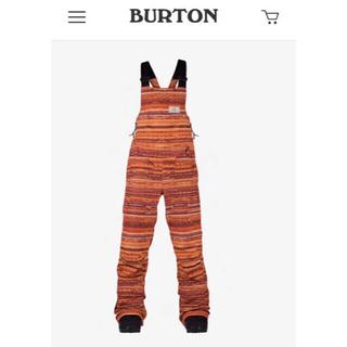 BURTON - バートン Bibpant 女性 新品 Mサイズ