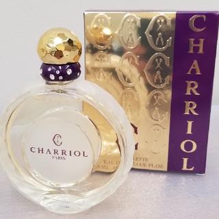 シャリオール(CHARRIOL)の大特価✨❗シャリオール オードトワレスプレー100ml/3.4oz(香水(女性用))