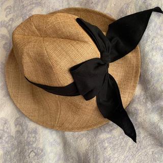 カシラ(CA4LA)のカシラ 麦わら帽子(麦わら帽子/ストローハット)