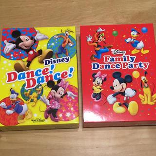 ディズニー(Disney)の2組セット☆Family Dance Party☆Dance! Dance!(キッズ/ファミリー)