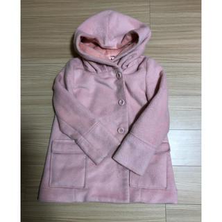 イングファースト(INGNI First)のイングファースト♡140cm  ピンクのコート(コート)