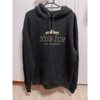 ジョイリッチ(JOYRICH)のJOYRICH  * 黒色トレーナー(スウェット)