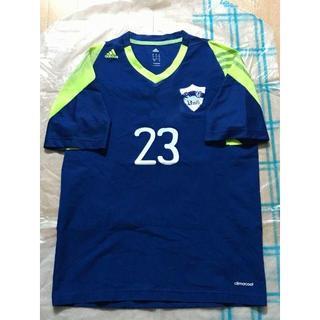 アディダス(adidas)の【支給品】青山学院大学 体育会サッカー部 ユニフォーム(ウェア)