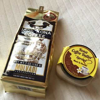[新品未開封] 100% Kona coffee MULVADI ホノルル