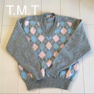 ティーエムティー(TMT)のT.M.T ニット(ニット/セーター)