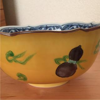 タチキチ(たち吉)のたち吉 菓子鉢 黄色(食器)