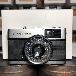 オリンパス(OLYMPUS)のOLYMPUS PEN TRIP 35(フィルムカメラ)