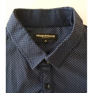 ニコル(NICOLE)の★値下げ中★HIDEAWAYS NICOLE ドットシャツ(シャツ)