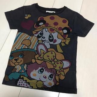 グラグラ(GrandGround)のGROUND GRAND半袖Tシャツ・5(110~115)サイズ・USED(Tシャツ/カットソー)