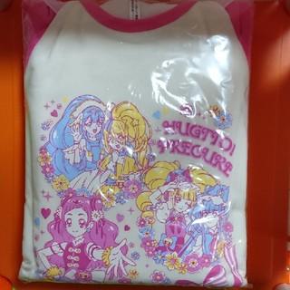 シマムラ(しまむら)のHugっとプリキュア 裏起毛パジャマ ピンク(パジャマ)