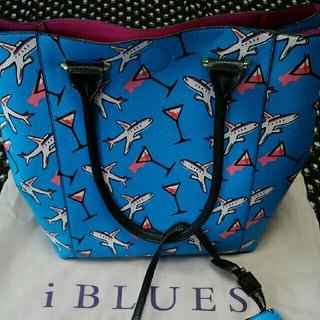 イブルース(IBLUES)のi BLUES トートバック(トートバッグ)