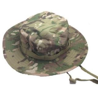 ★カモフラージュ★ ジャングル ハット 帽子 マルチカム(戦闘服)