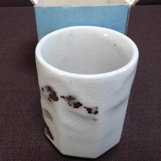 タチキチ(たち吉)のたち吉 よし絵 湯呑 TACHIKICHI 橘(グラス/カップ)