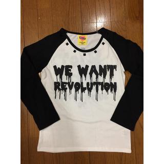 スーパーラヴァーズ(SUPER LOVERS)のSUPER LOVERS Tシャツ(Tシャツ(長袖/七分))