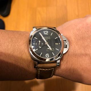 オフィチーネパネライ(OFFICINE PANERAI)のPANERAI  3days GMT 42mm(腕時計(アナログ))