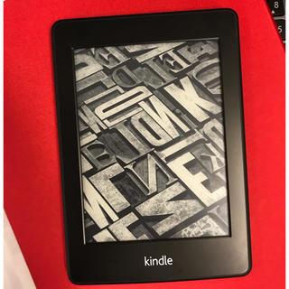 アップル(Apple)のkim2637様専用Kindle Paperwhite 無料3G バッテリー良好(電子ブックリーダー)