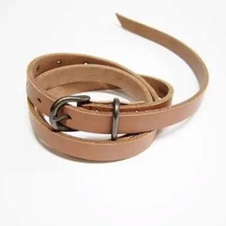 エンダースキーマ(Hender Scheme)のhender scheme tail belt(ベルト)