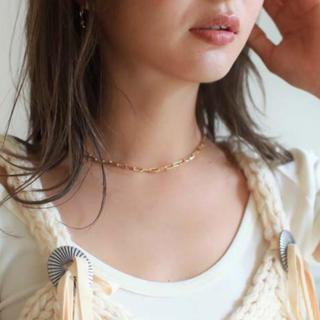 シールームリン(SeaRoomlynn)の【新品未使用】SeaRoomlynn Chainネックレス♡ ゴールド(ネックレス)