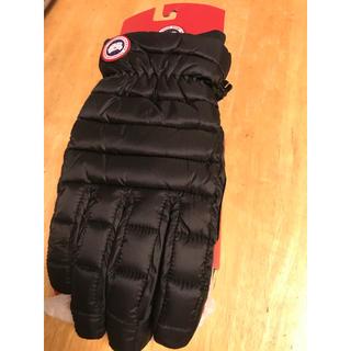 カナダグース(CANADA GOOSE)のカナダグース ライトウエイトグローブ(手袋)