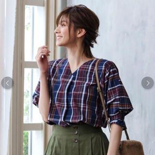 ドレスキップ(DRESKIP)のシャツ ブラウス [トップス]♪ 多少のお値下げ承ります‼︎(シャツ/ブラウス(長袖/七分))
