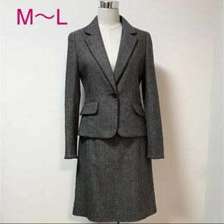 エニィスィス(anySiS)のanysis ウール ラメ セレモニー スーツ(スーツ)