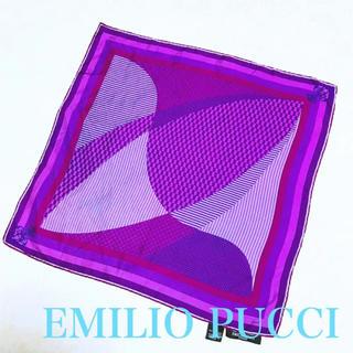 《新品》EMILIO PUCCI エミリオプッチ スカーフ
