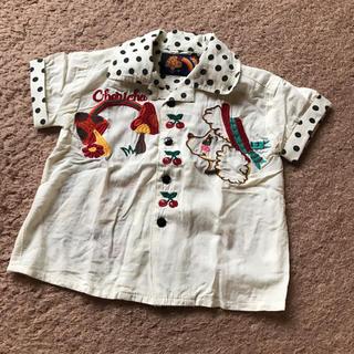グラグラ(GrandGround)の特別価格〜🙌💕チェリッチュ シャツ(Tシャツ)