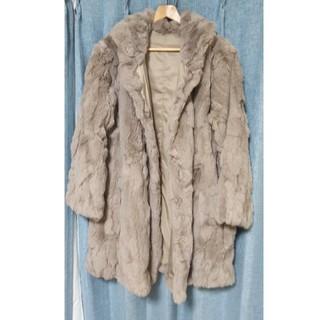 ニコル(NICOLE)のnicole ファーコート(毛皮/ファーコート)