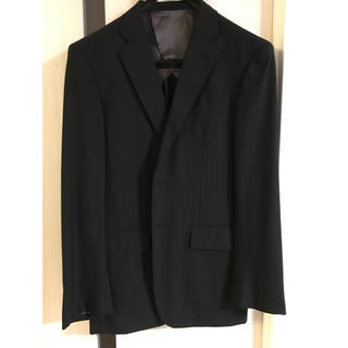 エルメネジルドゼニア(Ermenegildo Zegna)のエルメネジルドゼニア スーツ メンズ ブラック(セットアップ)