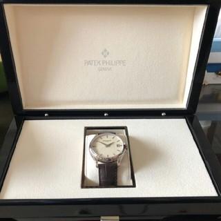 パテックフィリップ(PATEK PHILIPPE)のパテック・フィリップ PATEK PHILIPPE カラトラバ (腕時計(アナログ))