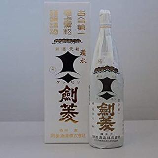 剣菱酒造 極上黒松剣菱 箱入 1800ml 清酒(日本酒)