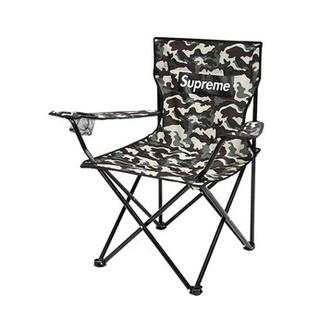 Supreme  戸外折り畳み椅子 ポータブルキャンプ 釣り椅子