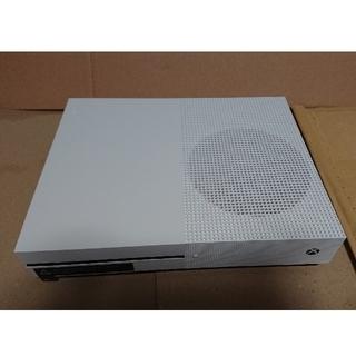 エックスボックス(Xbox)のXbox One S 1TB(ソフトなし)(家庭用ゲーム機本体)