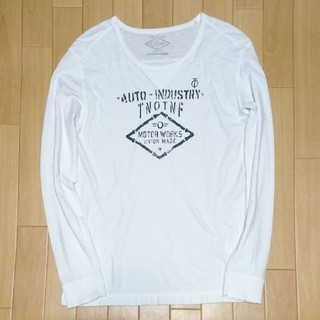 ニーキュウイチニーキュウゴーオム(291295=HOMME)の【291295=HOMME】プリント長袖Tシャツ(Tシャツ/カットソー(七分/長袖))